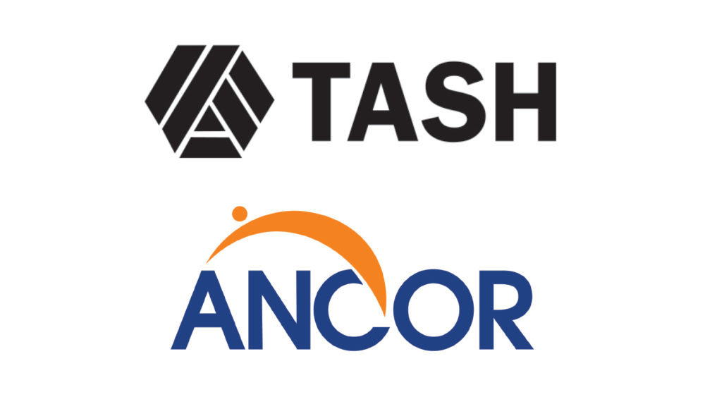 TASH and ANCOR Logos