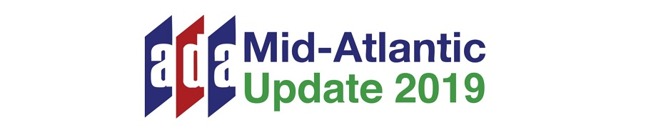 Mid-Atlantic ADA Update 2019 logo