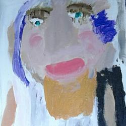 Julio painting 1